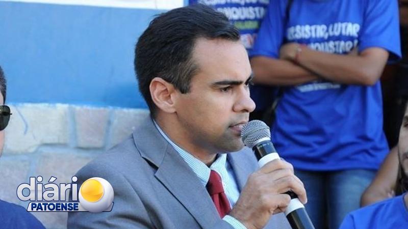 MP entra com ação contra o ex-procurador do município de Patos