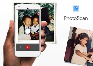 """Google PhotoScan, Ubah Foto Cetak """"Jadul"""" Menjadi Foto Digital Berkualitas Tinggi"""