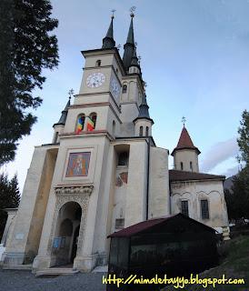 Catedral de San Nicolás, Brasov