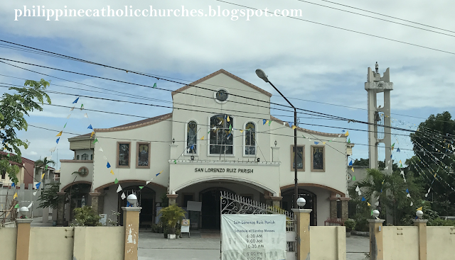 SAN LORENZO RUIZ PARISH CHURCH, Mabalacat, Pampanga, Philippines