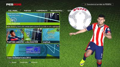Update Liga MX 2017 untuk PTE 2016 Patch 6.0