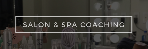 Growing your hair salon or day spa business requires discipline, coaching and training.