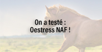 On a testé Oestress NAF !