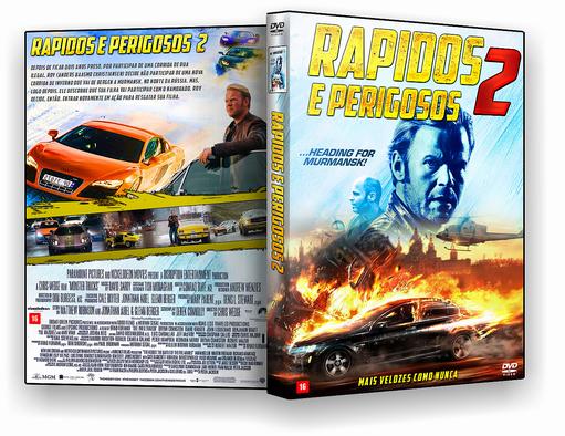 Capa do Filme Rapidos e Perigosos 2 2017