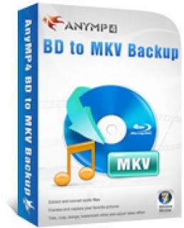 AnyMP4 BD to MKV Backup Portable