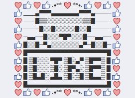 facebook emoji art symbols emoticons symbols emoticons