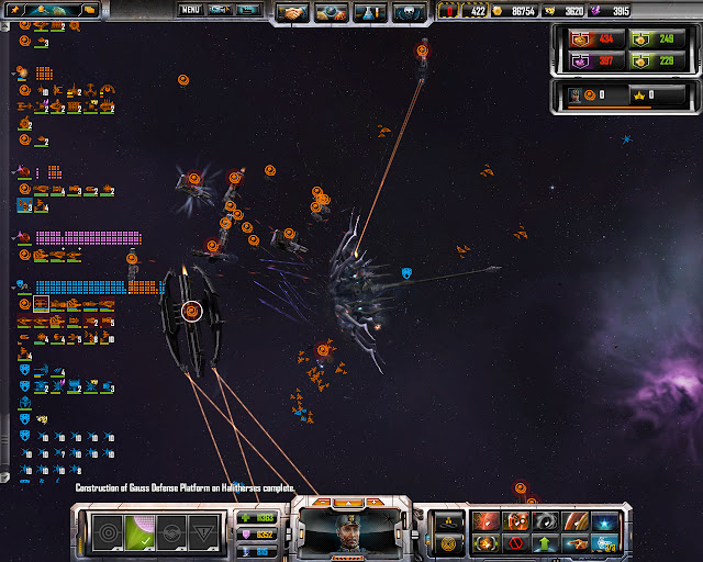 Titans Combat Screenshot | Sins of a Solar Empire: Rebellion