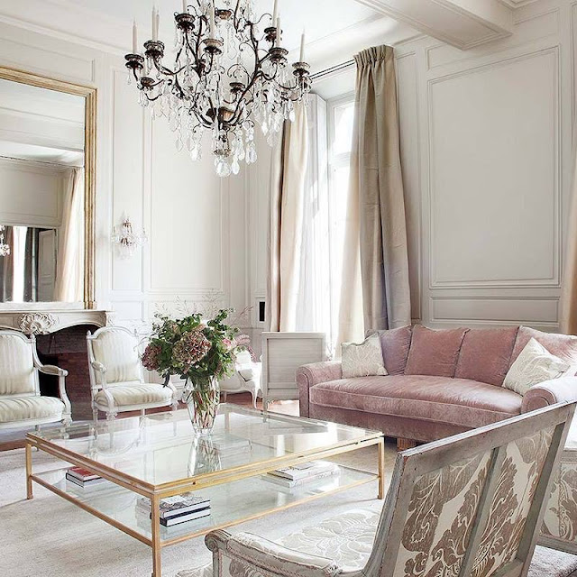 parisian living room daily inspiration beautiful things to inspire your day 10132