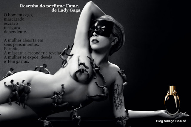 PERFUME FAME DA LADY GAGA FRAGRANCE REVIEW