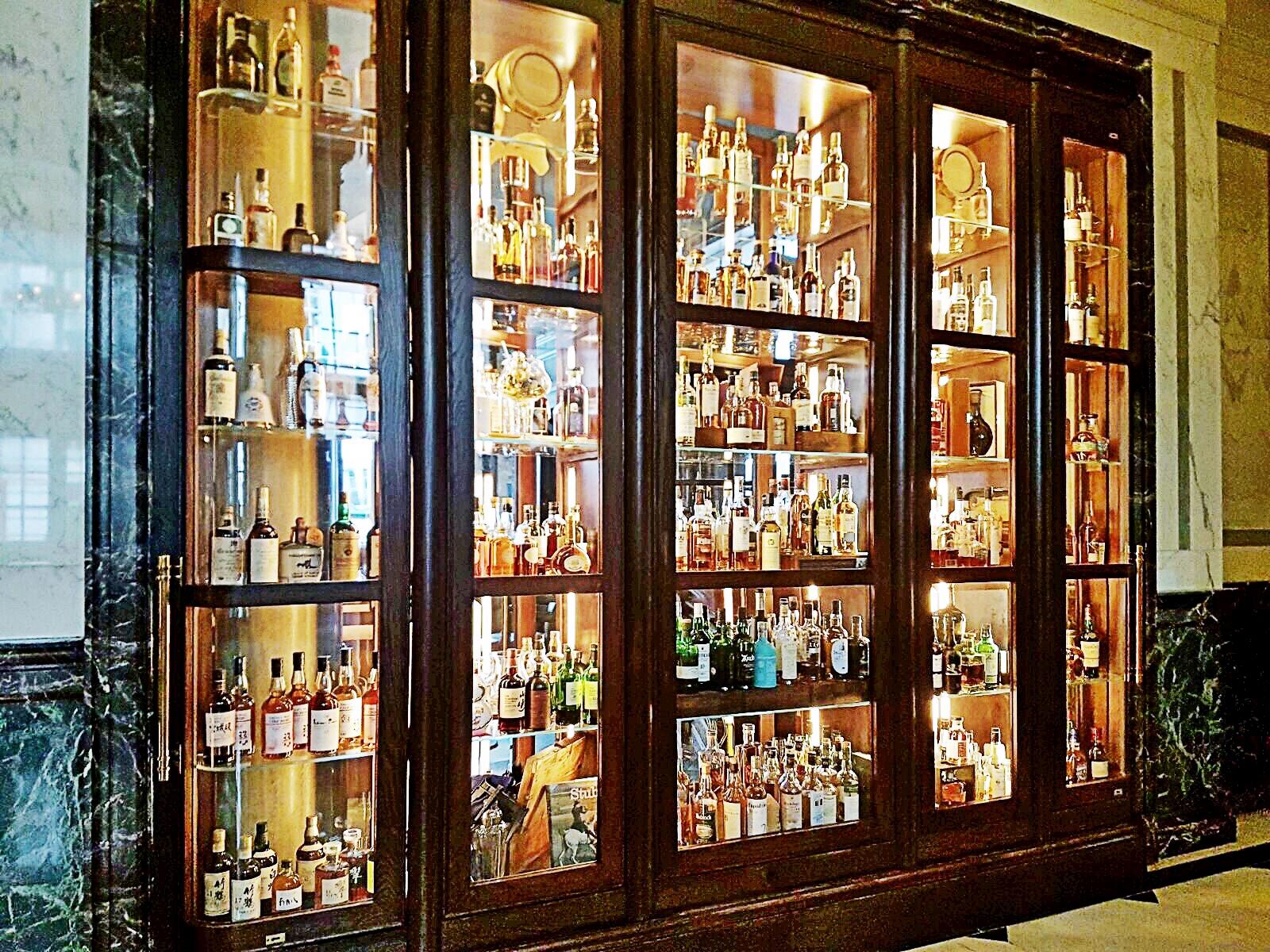 Mirror Room At Rosewood London Tea