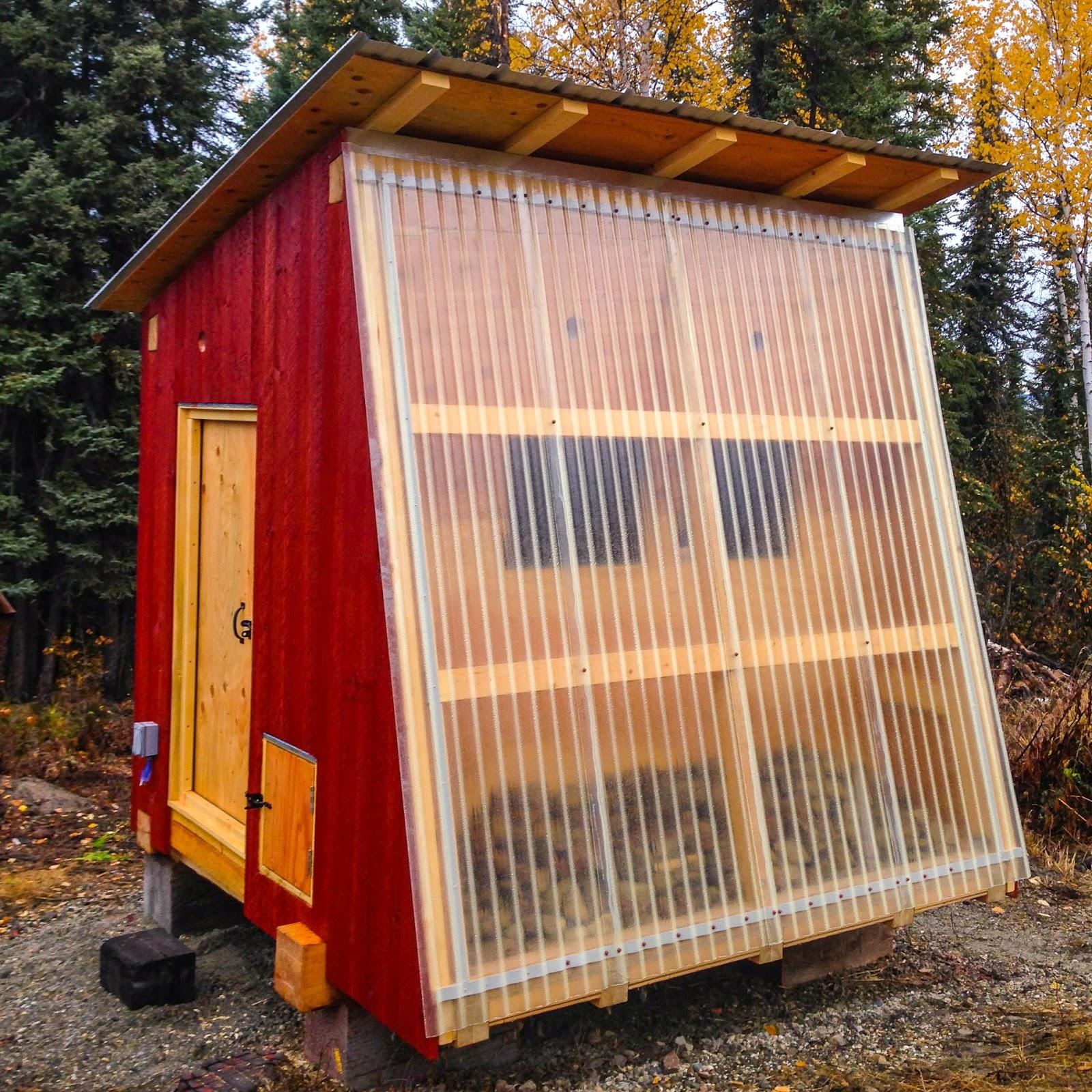 Northern Flux: Chicken Coop