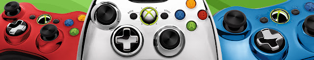 Xbox 360 Special Edition Chrome Series