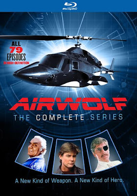 Enter the Airwolf - The Complete Series Blu-Ray Set Giveaway. Ends 3/30