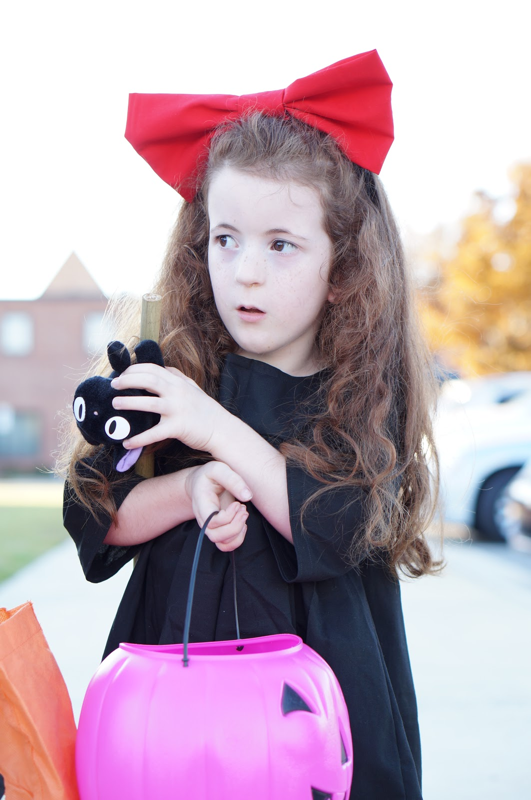 Rebecca Lately Halloween Costumes Homemade Ghostbusters Proton Pack Homemade Kiki's Delivery Service