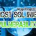 BDhost Sql inject vulnerability