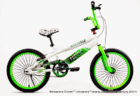 Sepeda BMX Pacific Avatar 1.0 20 Inci