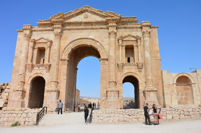 L'arc d'Hadrien