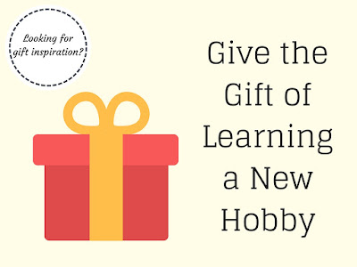 Learn a new hobby online gift ideas