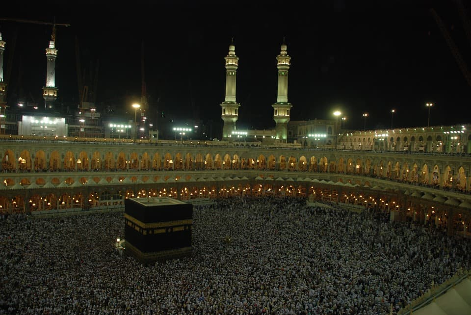 Saudi Arabia Raised Pakistan's Hajj Quota for 2019 by 5000