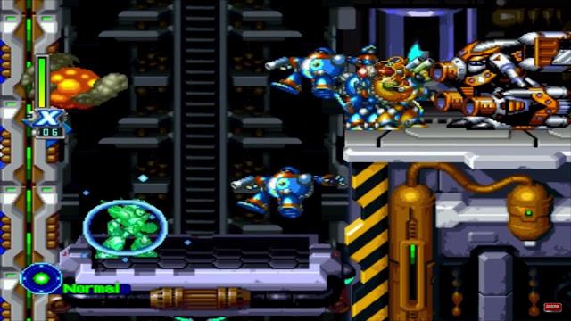 Mega Man X5 - PSX - Captura 5