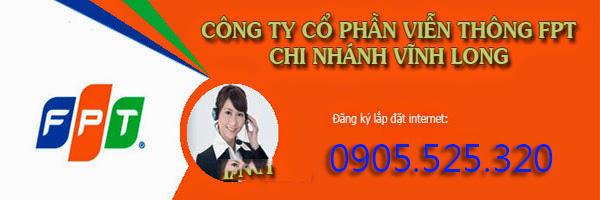 lắp đặt Internet FPT Huyện Tam Bình