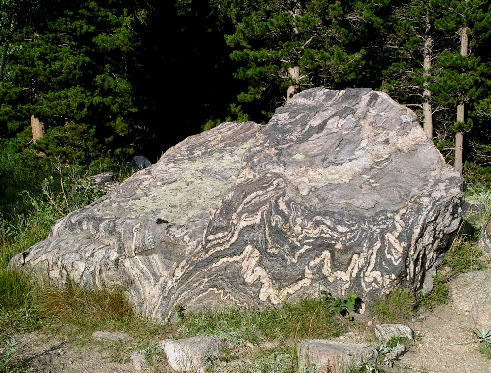 Colorado Earth Science: Migmatites:A Mixture of Igneous ...