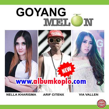 Album Goyang Melon