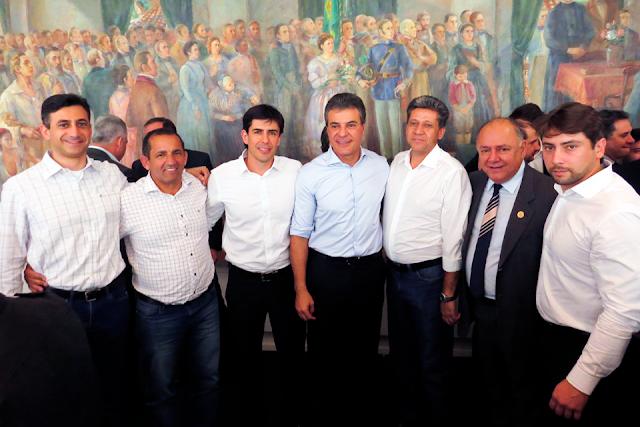 As cidades de Anahy, Corbélia e Missal foram beneficiadas por meio da atuação do Deputado Schiavinato