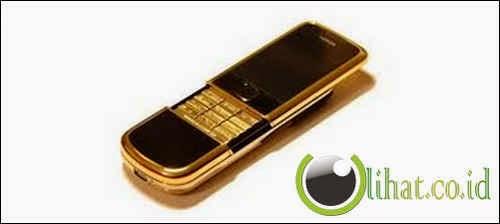 Nokia 8800 Gold Edition