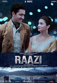 Raazi Full movie
