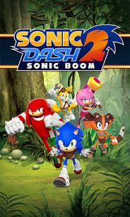 Sonic Dash 2: Sonic Boom v1.7.3 Apk Mod Terbaru