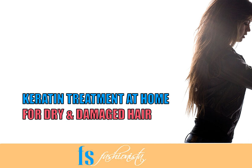 Keratin Treatment at Home by Farheen