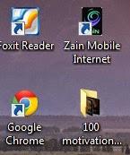 document arrange in the desktop window
