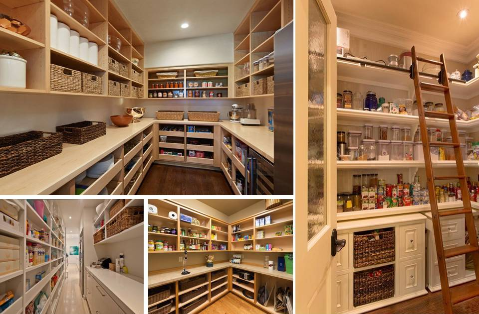Kitchen Storage And Organizing Ideas