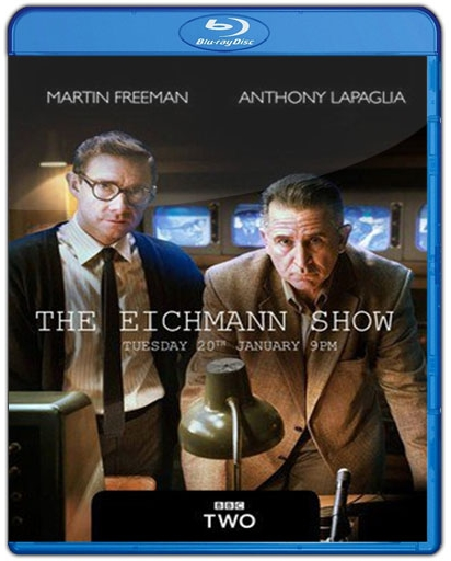 Baixar The Eichmann Show 1080p Dual Áudio Bluray Torrent