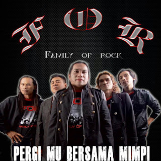 Family Of Rock - Pergimu Bersama Mimpi MP3