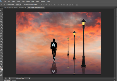 Cara Menggabungkan Gambar Seperti Asli Dengan Photoshop 37
