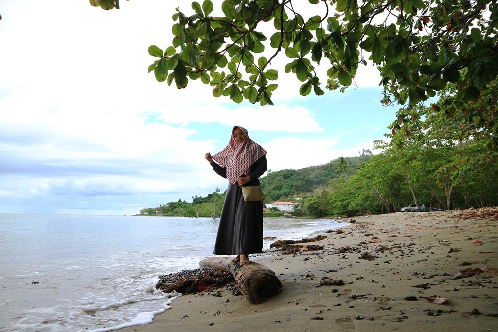 Pantai Tanjung Kasuari Pesona Alam Pantai Papua Yang Khas Dan Berbeda Ransel Mungil