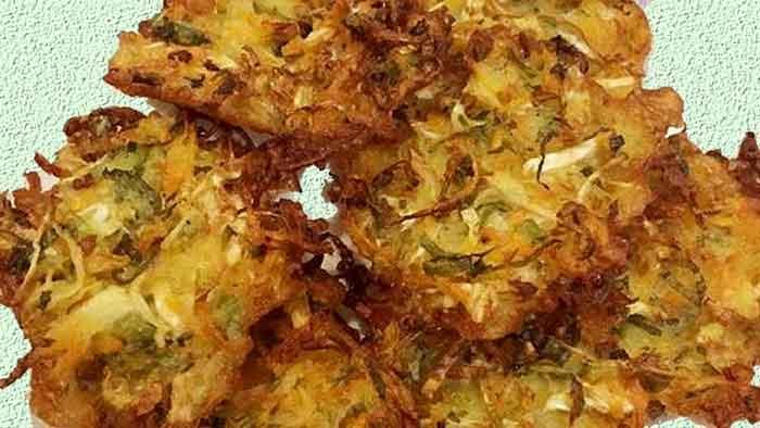 Resep Cara Membuat Bakwan Sayur Crispy