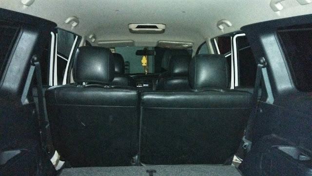 harga mobil Nissan Grand Livina 1.5 XV tahun 2012