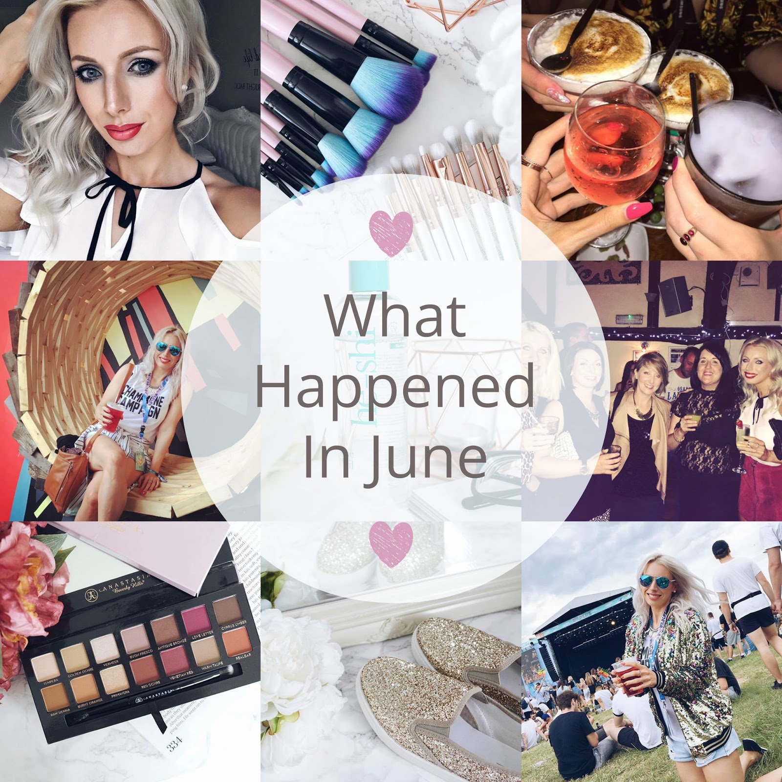 what happened in june, lifestyle blogger, devoted to pink