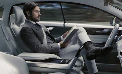 Mobil Otonom/ Mobil tanpa Pengemudi