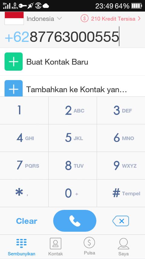 Telepon Gratis Via Internet Ke Semua Operator : telepon, gratis, internet, semua, operator, Nelpon, Gratis, Semua, Operator/Negara, Tanpa, Pulsa, Riztone