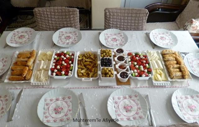 Pazar aile kahvaltısı
