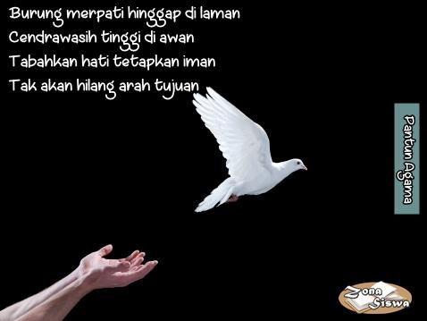 Pantun Agama, Contoh Pantun Agama, Kumpulan Pantun Agama, Pantun Agama Pilihan. | www.zonasiswa.com