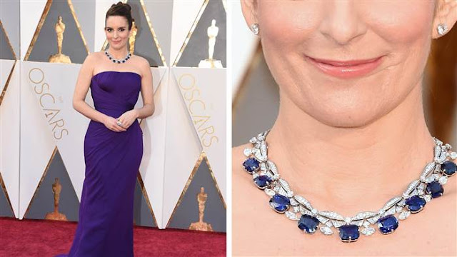Demoiselle bijoux oscars hottest jewelry looks for Jewelry at the oscars 2016