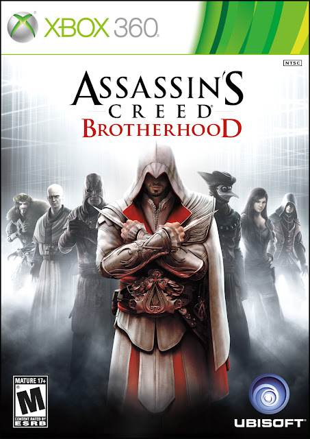 Assassin's Creed: Brotherhood - Xbox 360 - Portada