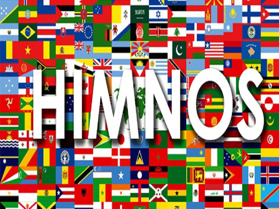 Resultado de imagen de Himnos nacionales