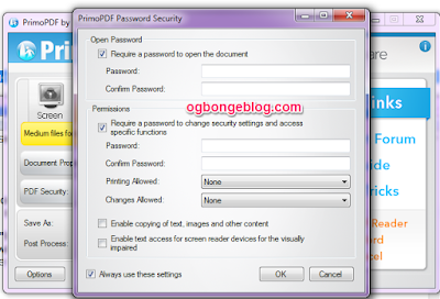 pdf password lock software