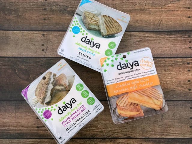daiya cheese slices